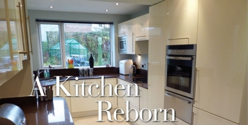 A kitchen reborn