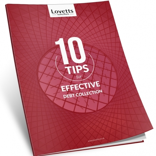 FREE10 Top Tips For Effective Debt Collections - Good Practices Guide
