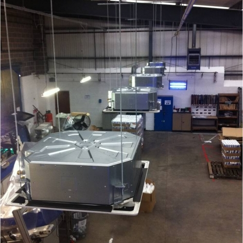 Industrial Air Condition Nottingham