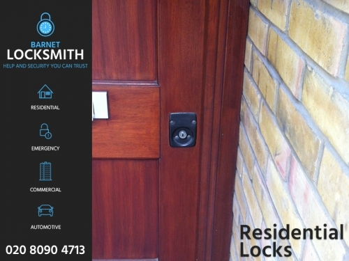 Residential Locksmith Services | Barnet Locksmith