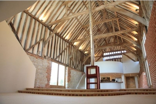 Architects in Surrey - Barn Conversion