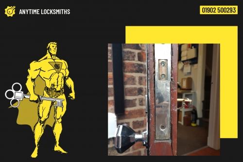 Standard Locksmith Services