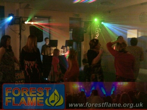 Wedding Disco at Lee On Solent