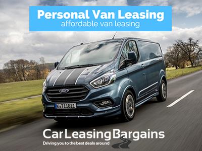Personal van leasing