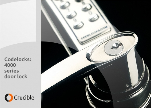 Codelocks digital door lock
