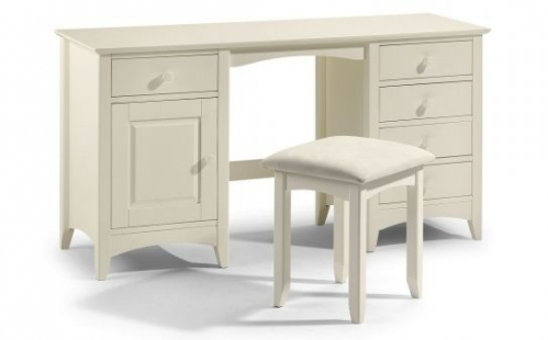 Cameo Dressing Table And Stool