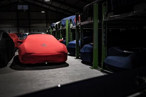 Basic Car Storage