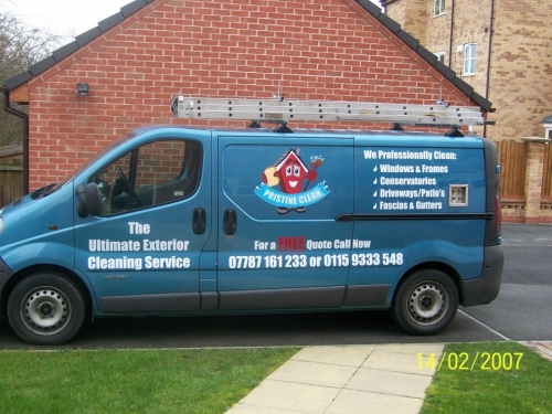 Domestic & Commercial Exterior Cleaning
