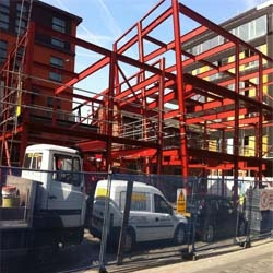 Industrial Scaffolding Manchester