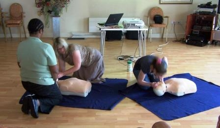 First Aid Training, Stoke on Trent