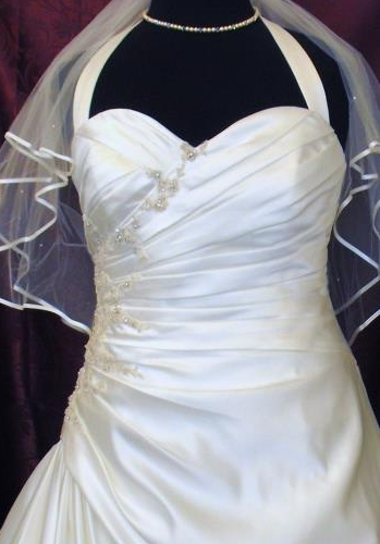 We also cater for our more curvier brides with sizes up to 28