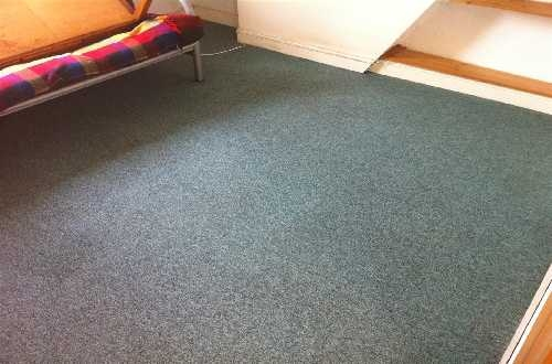 After Office Carpet Cleaning