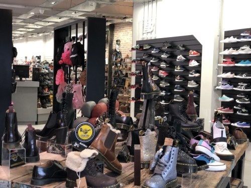 Millars Shoe Store Dr Martens