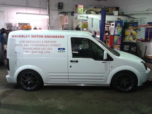 Waverley Motor Engineers | Car Repairs Shawlands, Glasgow