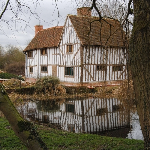 16th Century Timber Framed House