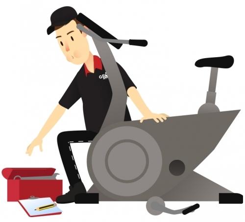 Cybex Treadmill Error 3: GMS : Gym Maintenance Services, Fitness Equipment In High Peak