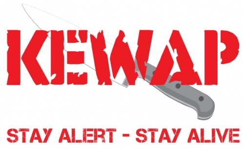 Kewap Stay Logo Confidence Academy of Martial Arts