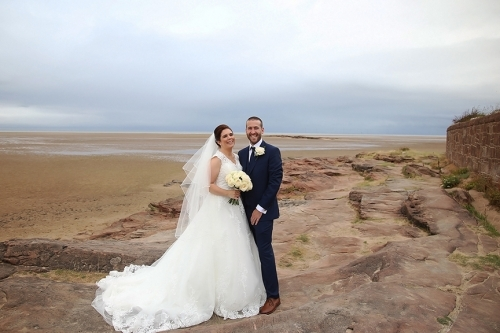 Red Rocks Wedding In Wirral
