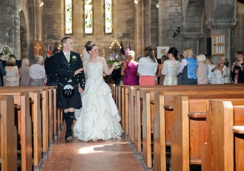 Wedding photographers - Ayrshire www.ElegantShot.com