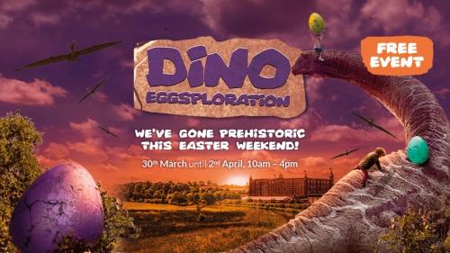 Dino Eggsploration!