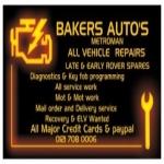 Metroman/Bakers auto's
