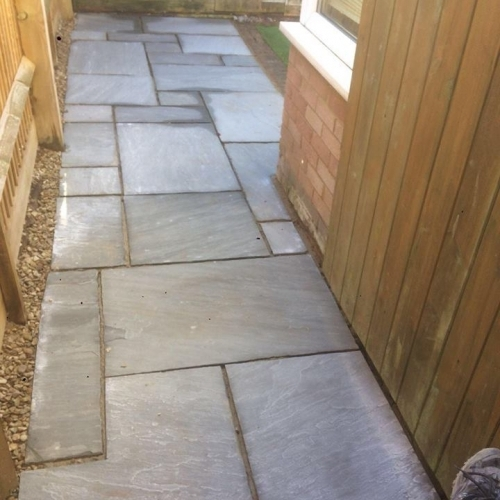 Patio Paving | Greengrass Landscapes Oxford