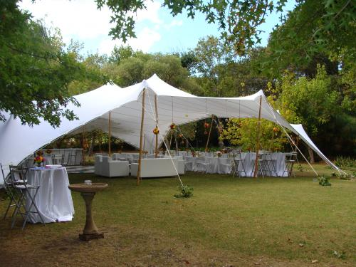 Perfect Garden Party Tents