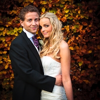 Autumn Wedding by Browns Photography