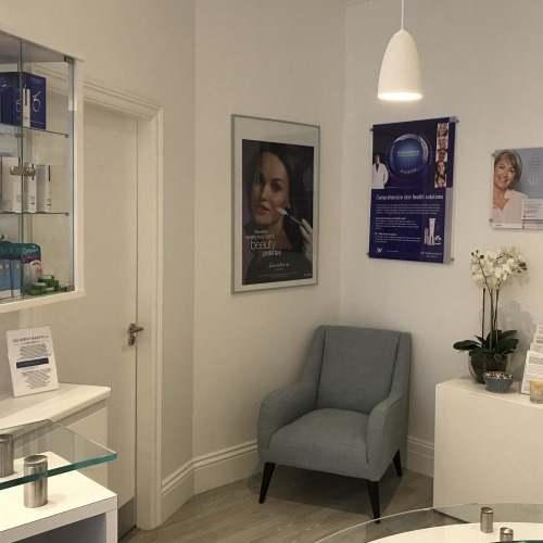 Modern and Welcoming Skin Treatment Clinic