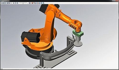 Robot Simulation & Programming