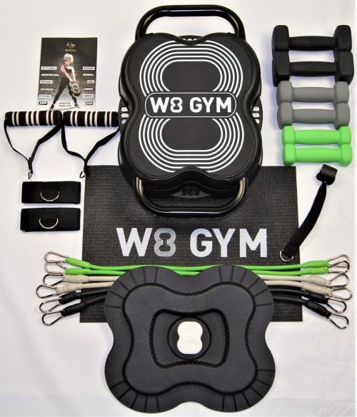 W8 GYM Cool White