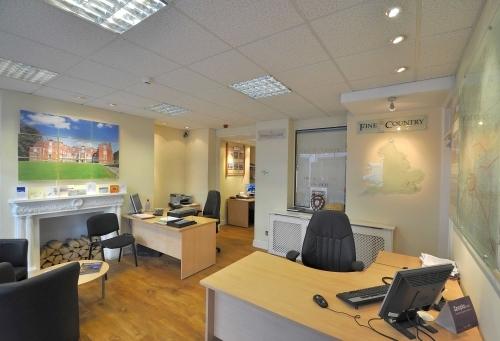 Internal Of Present Office