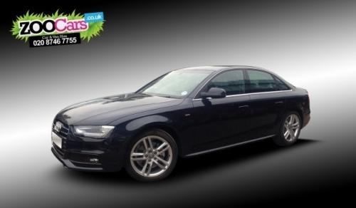 Audi A4 S Line Tdi Auto