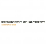 Hereford Service & Mot Centre Ltd