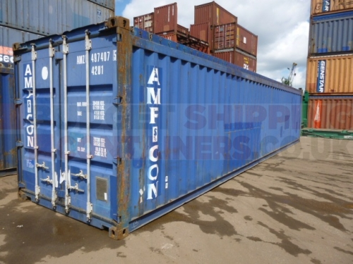 40ft Open top Shipping Containers