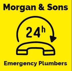 Morgan and sons emergency plumbers 24 hours