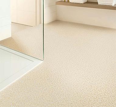 Mosaic Effect Flooring