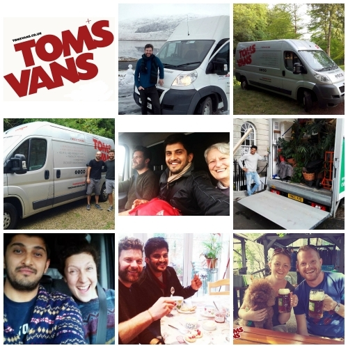 Toms Vans Removals Your Local Man With A Van
