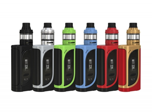 Eleaf iKonn 220 E-cig Kit and E-liquid