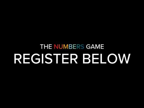 The Numbers Game Webinar