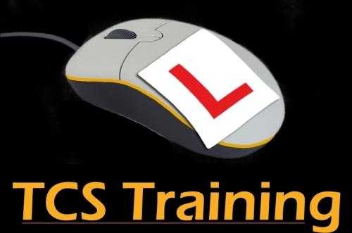 TCS Training Logo