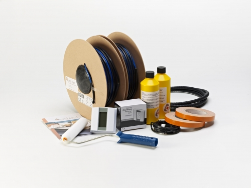 Floor Heating Cable Kit