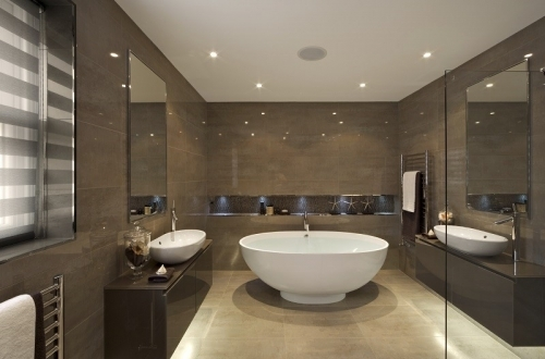 Bathroom Installation Contemporary