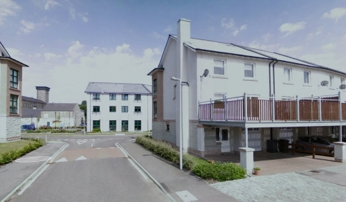 Social Housing Scheme in Aberdeen