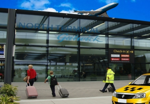 Gatwick Airport 11