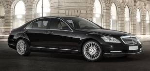 Mercedes S Class 2013