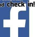 Check in on FB and get a £5 discount!