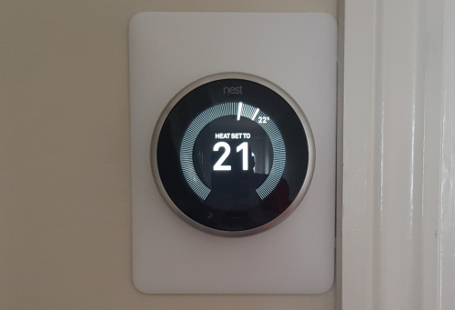 Smart Central Heating Thermostat