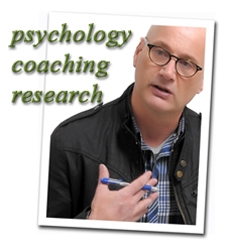 Dr Gary Wood Psychology Coaching Research