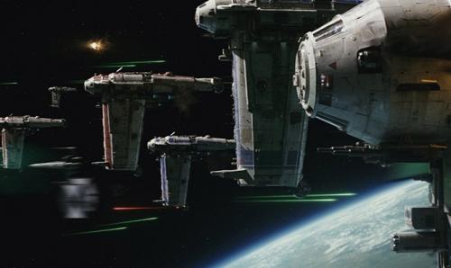 Star Wars: The Last Jedi (12A)